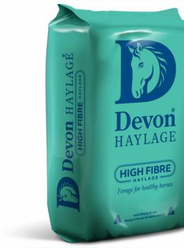 Devon Haylage High Fibre Ryegrass