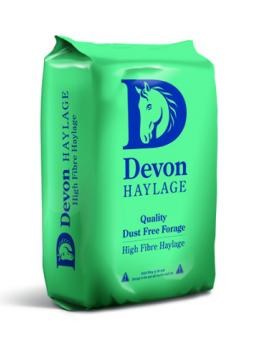Devon Haylage High Fibre
